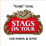 Stag's On Tour - Stella Style